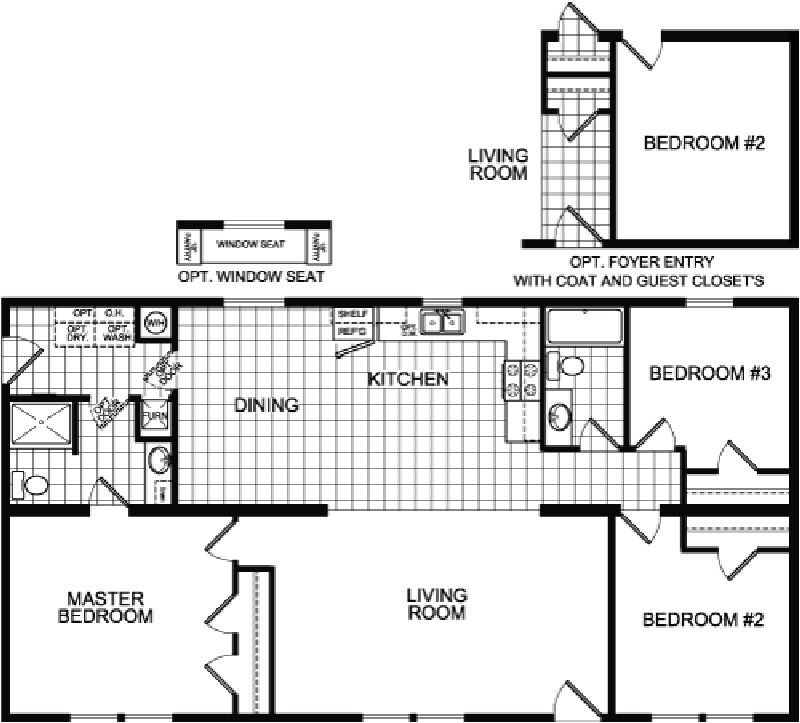 titan mobile home floor plans