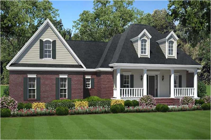 Traditional Ranch Style Home Plans Traditional Ranch Style Homes House Design Plans