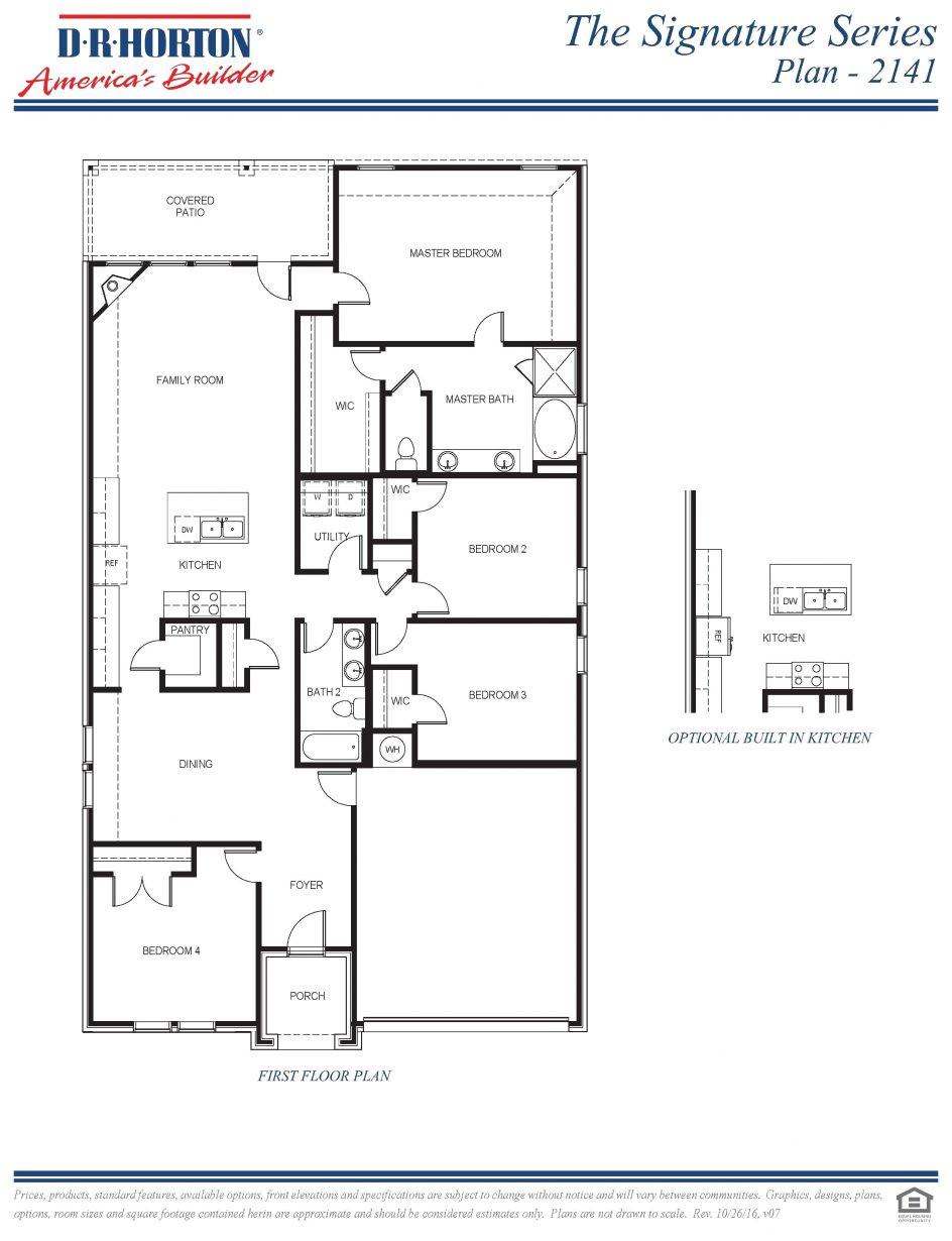 trend homes floor plans