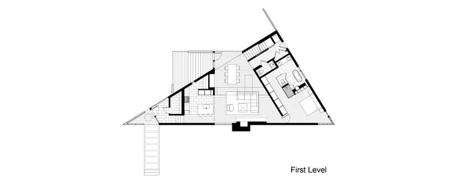 httpwwwrobertgurneyarchitectcom httpwwwhomedsgncom20140410komai residence by robert m gurney architect the small triangular