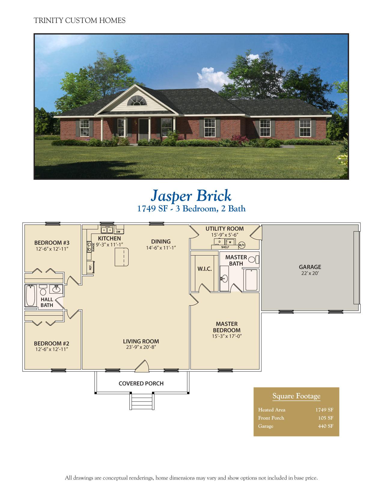 jasper brick