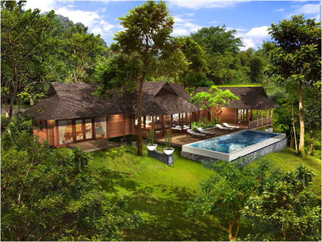 tropical house plans
