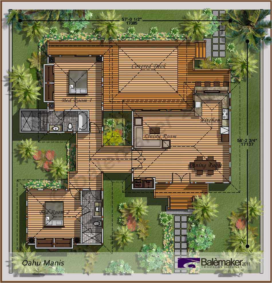 tropical house plans layout ideas photo by balemaker