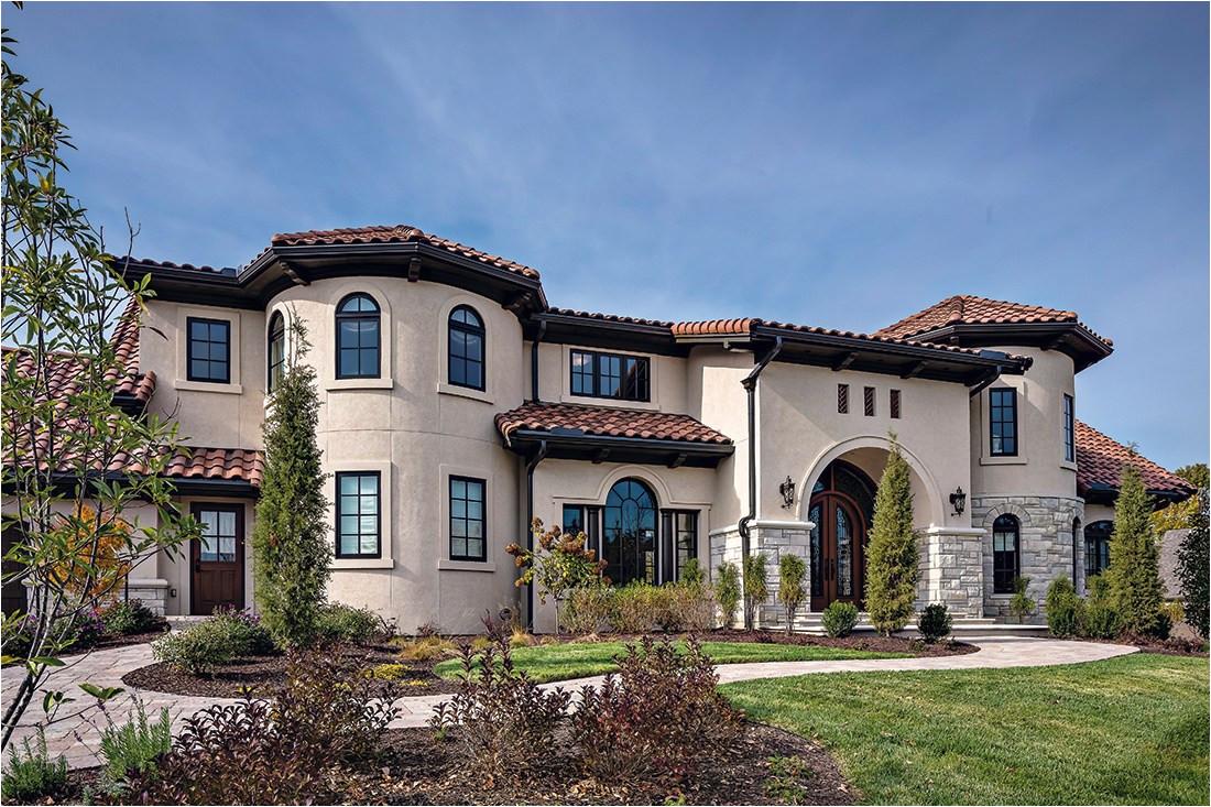 tuscany home design