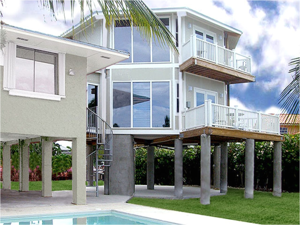 9a3f838c4c592a65 florida two story house plans stilt beautiful two story house