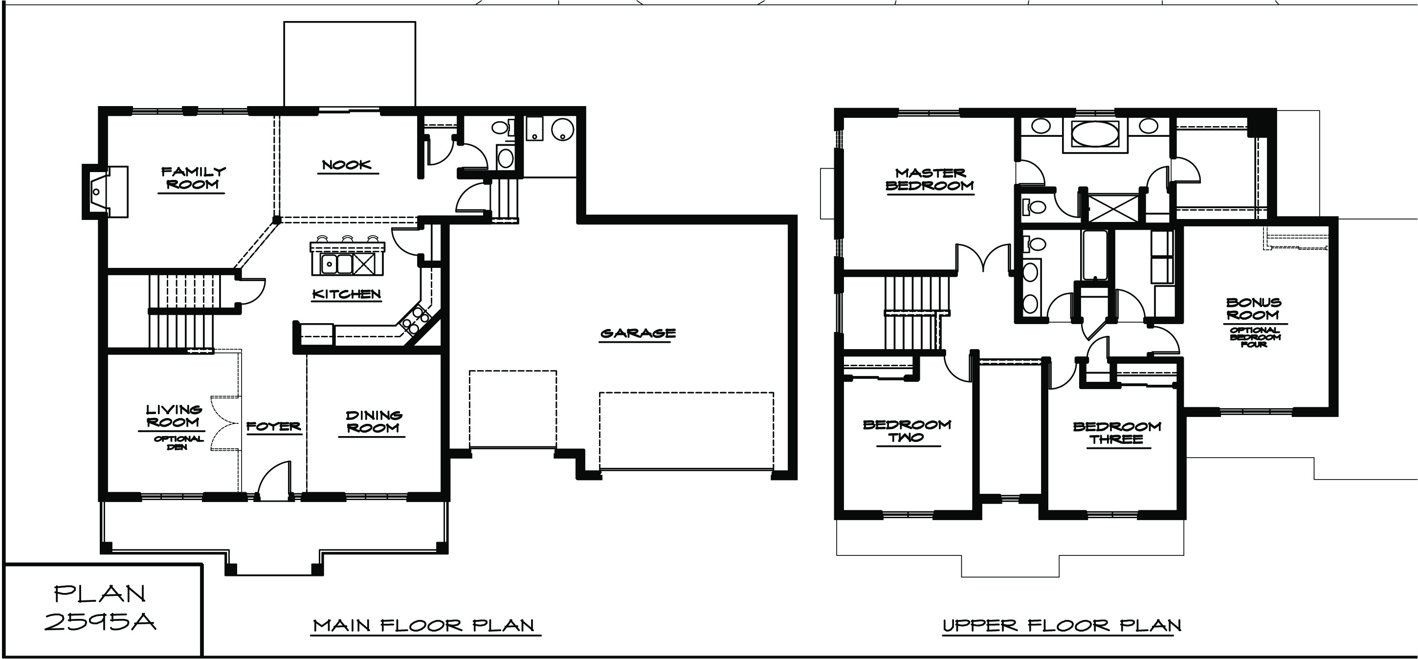 Two Story Home Floor Plans Architecture 4 Story House Plans with 3 Bedrooms Two