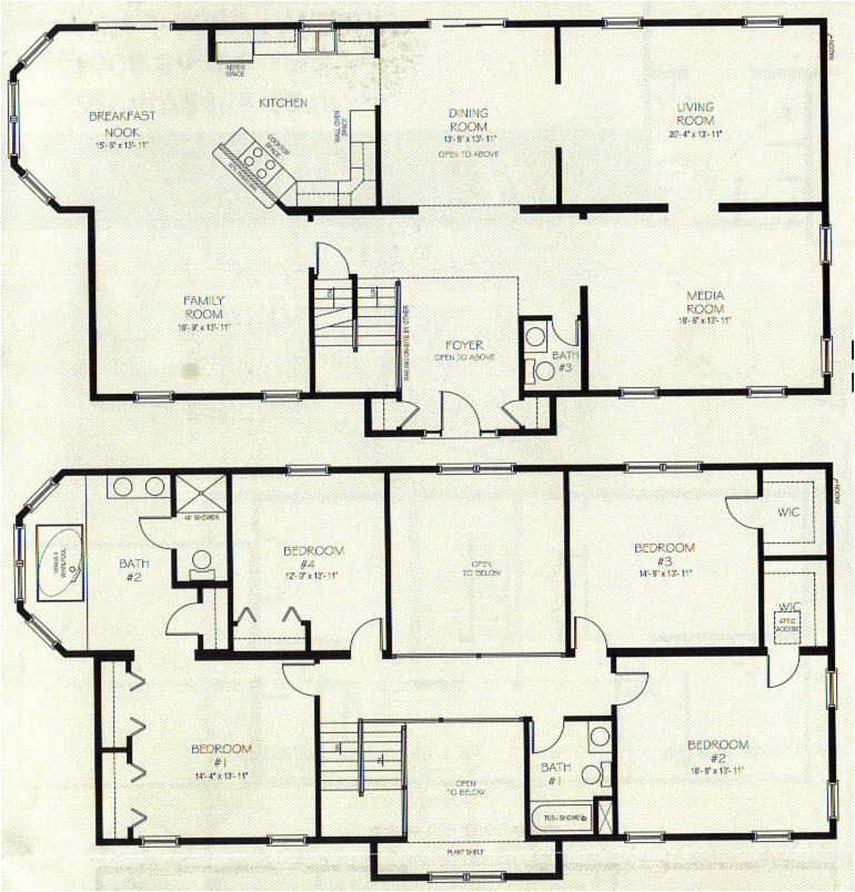 Two Story Living Room House Plans Best Two Story House Plans Model for Modern Home Rugdots Com