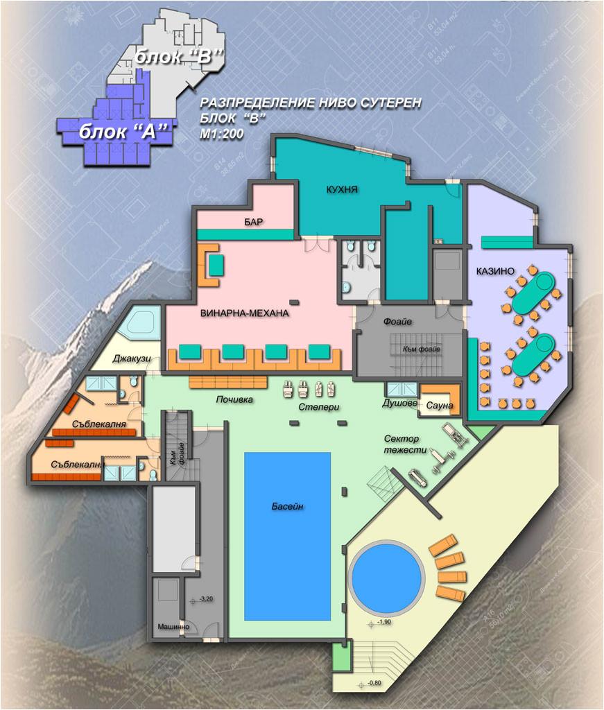 subterranean house plans