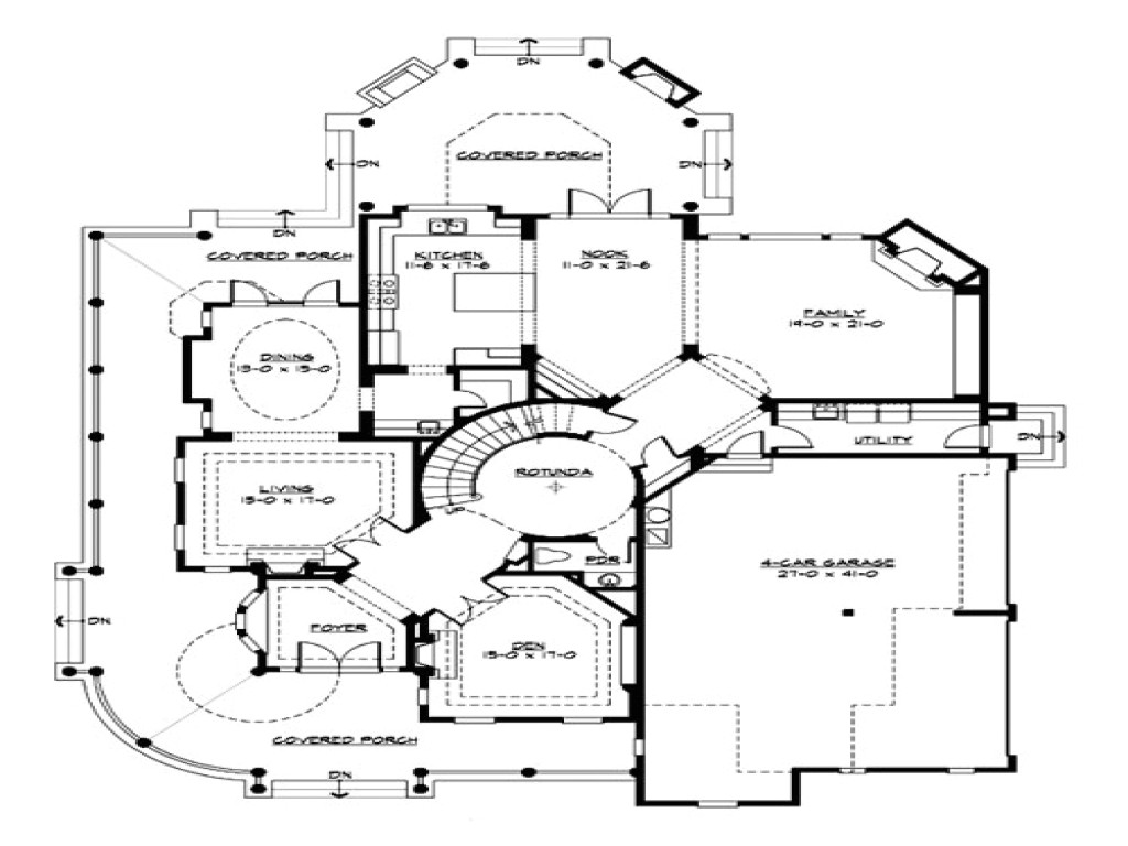 ebd7459bf2e34b77 small luxury house floor plans unique small house plans