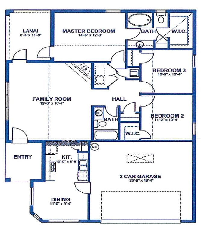 100 usda financing available for a new home in riverview tampa bay fl