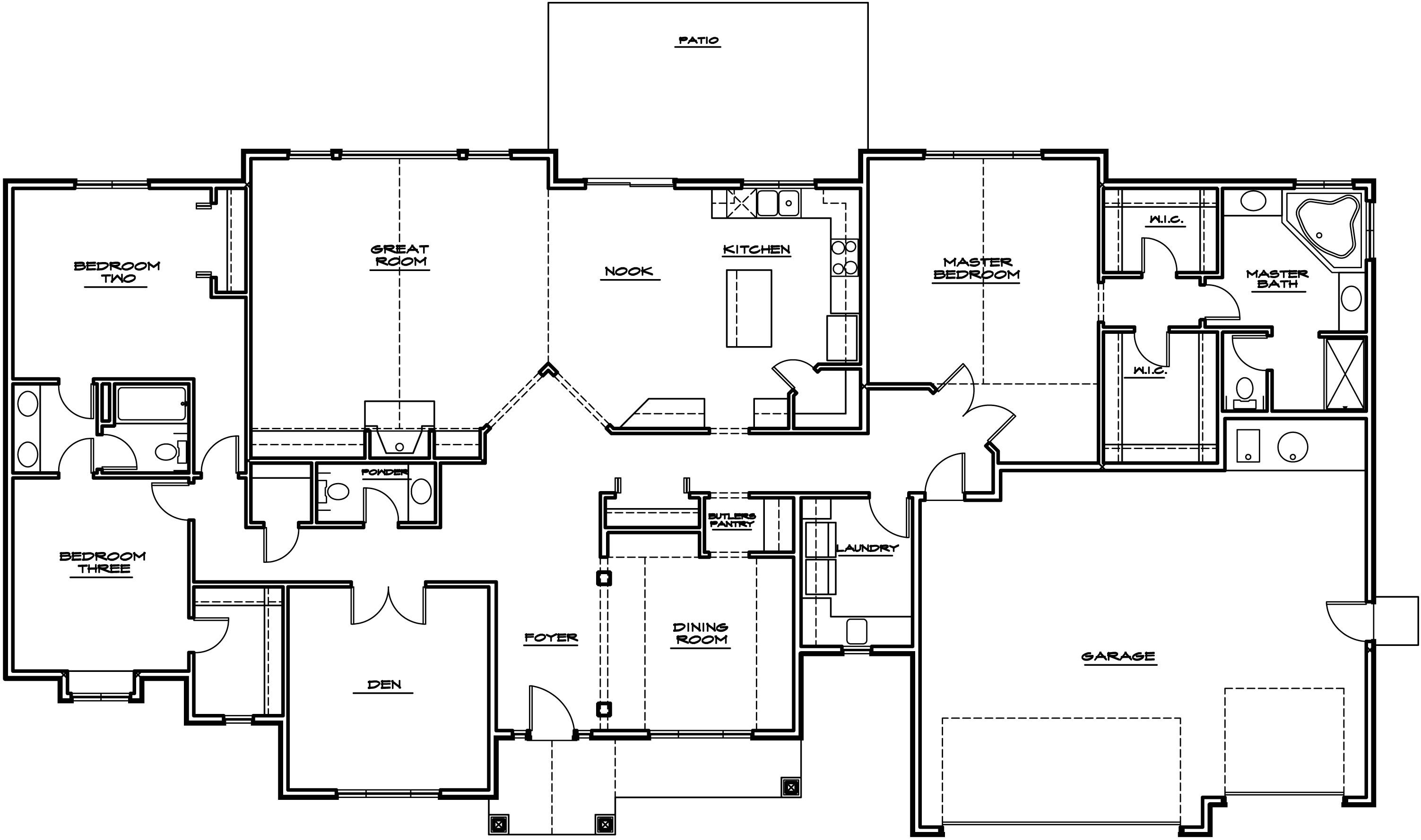 home design plans utah