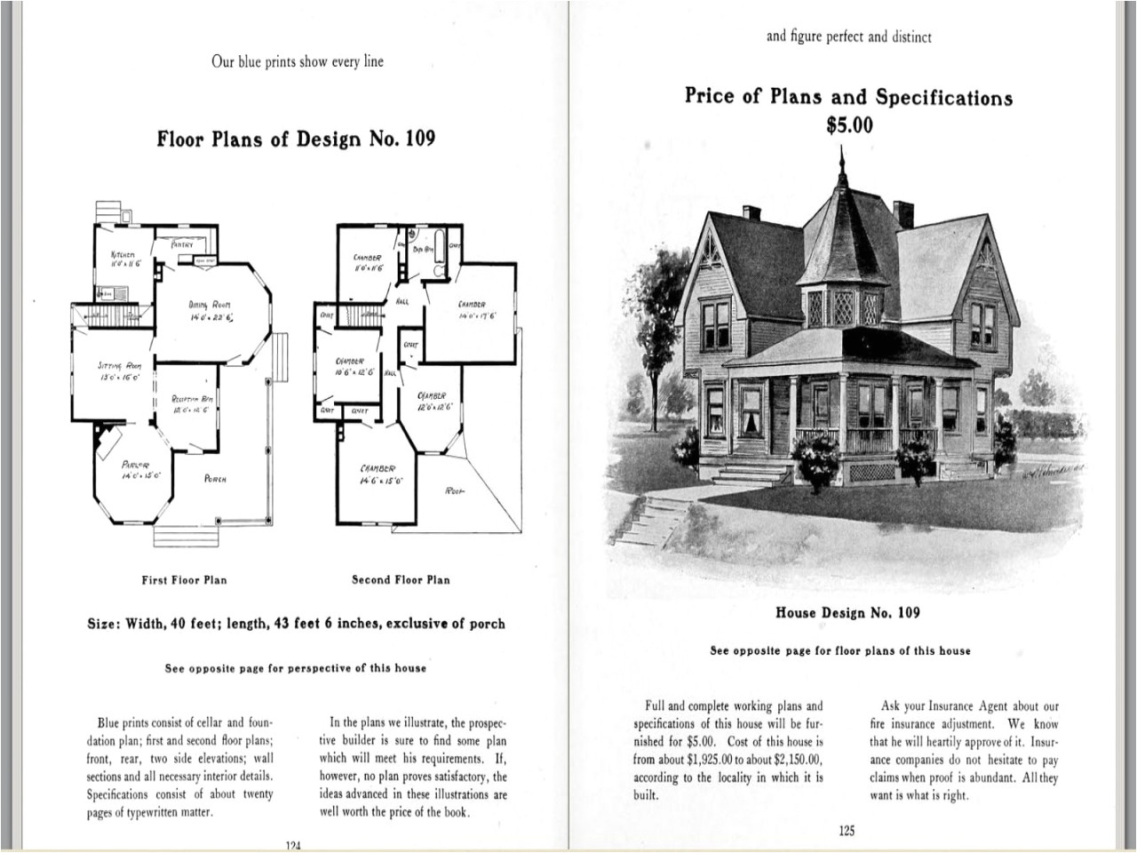 authentic queen anne victorian house plans