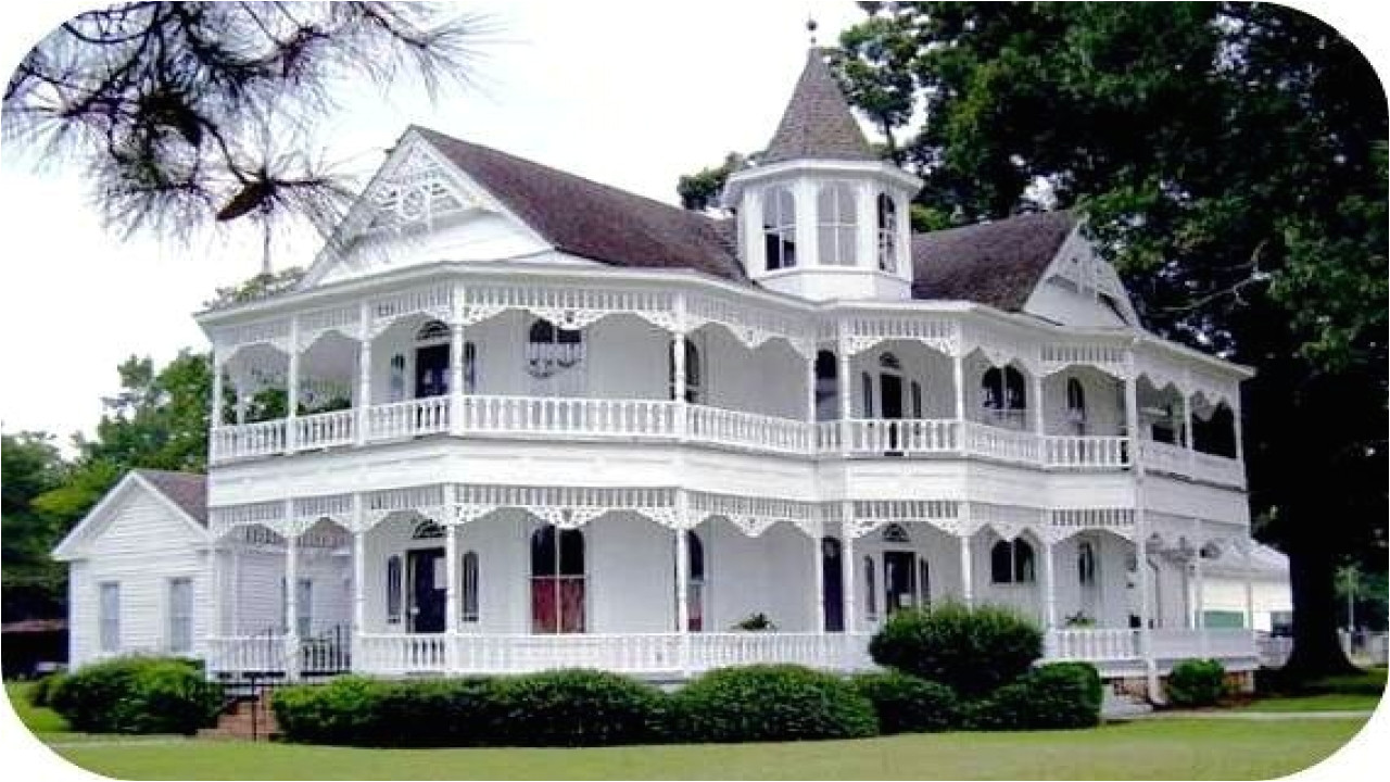 a2bc816f308cb58e queen anne victorian houses victorian house with wrap around porch
