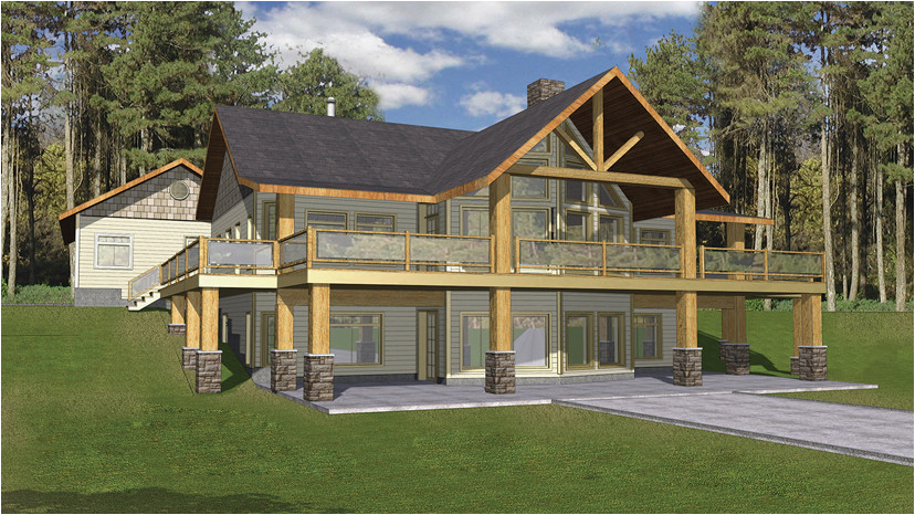 vacation home plans 1
