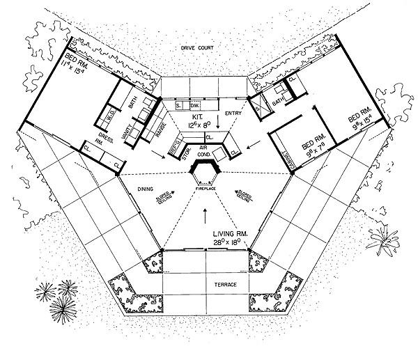 house plan 0867w