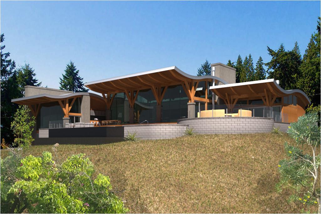caulfield west vancouver west coast contemporary house design