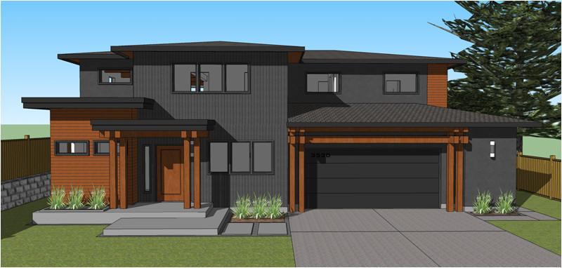 west coast modern house plans