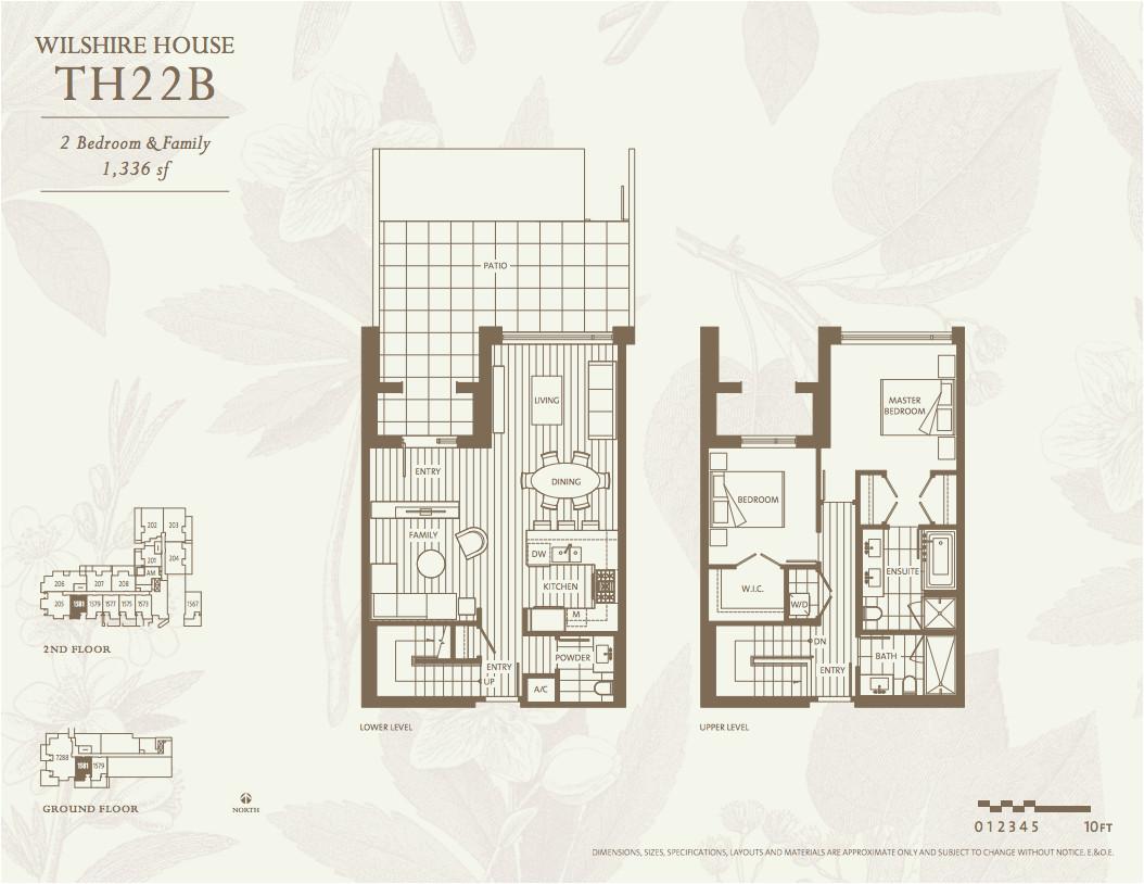 wilshire homes shiner floor plan