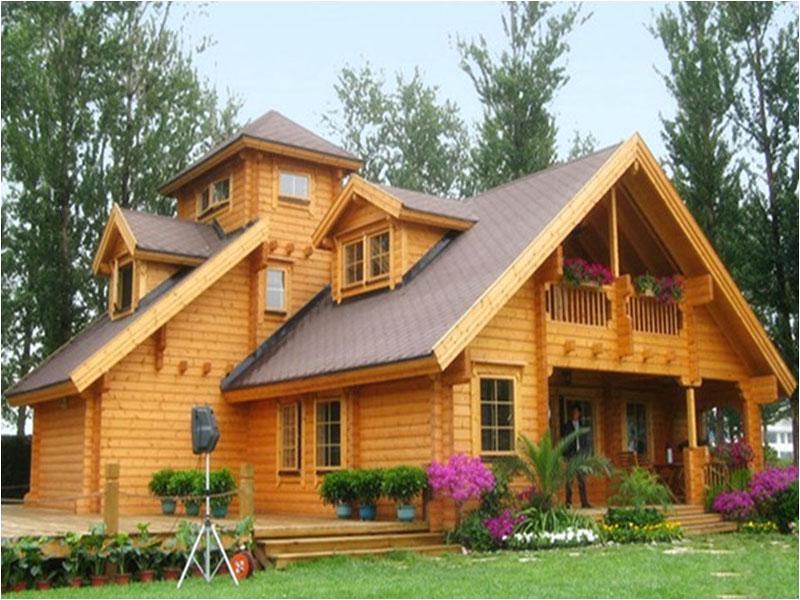 contemporary minimalist wooden house design