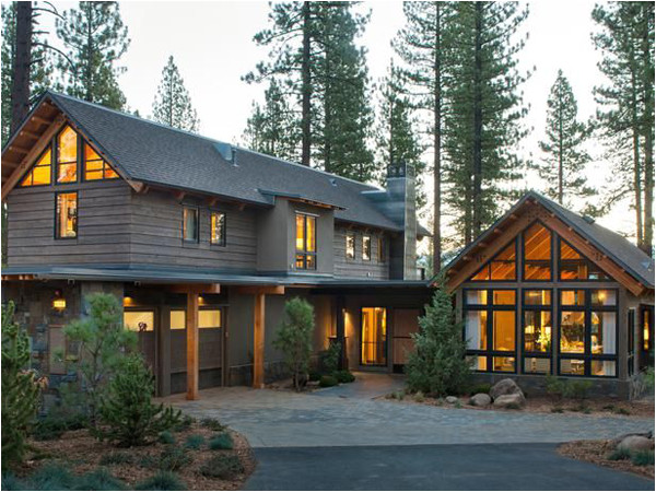 wood mountain house plans