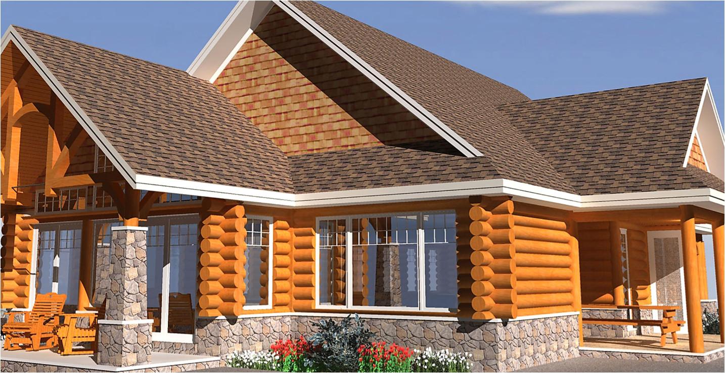 wooden house plans design