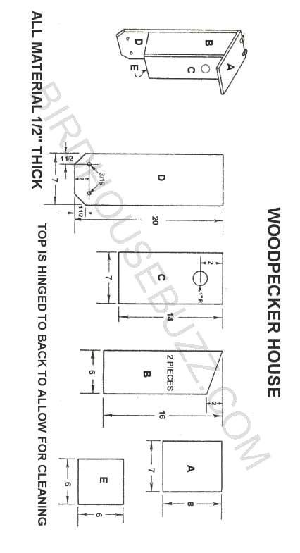 woodpeckerhouse