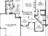 1 1 2 Story Home Plans House Floor Plan for 36211 1 and 1 2 Story House Plans