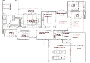 1 5 Story Home Plans 5 Bedroom House Plans 1 Story Home