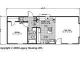 1 Bedroom Mobile Home Floor Plans 1 Bedroom Trailer Floor Plans Joy Studio Design Gallery
