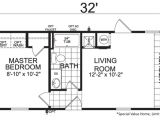 1 Bedroom Mobile Homes Floor Plans Thrifty 14 X 32 427 Sqft Mobile Home Factory Expo Home