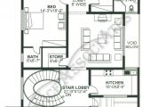 1 Kanal Home Plan Bahria Enclave House 1 Kanal House for Sale On Installment
