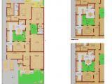 1 Kanal Home Plan House Floor Plan by 360 Design Estate 1 Kanal
