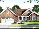 1 Story Brick House Plans One Story Brick House Brick One Level House Plans One