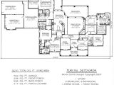 1 Story House Plans with Media Room 1 Story 3 Bedrooms 4 Bathrooms 1 Dining Room 1 Family