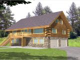 1 Story Log Home Plans One Story Log Cabin House Plans Log Homes One Story Log