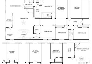 10 Room House Plan 6 Bedroom Ranch House Plans Inspirational 6 Bedroom Ranch