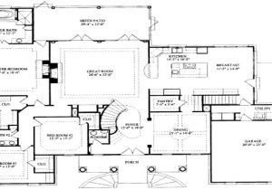10 Room House Plan 7 8 Bedroom House Plans