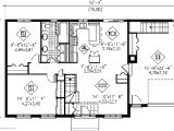 1000 Square Foot 2 Bedroom House Plans Ranch Style House Plan 2 Beds 1 Baths 1000 Sq Ft Plan
