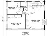 1000 Square Foot Home Floor Plans Floor Plans for 1000 Sq Ft Cabin Under 600 Square Feet