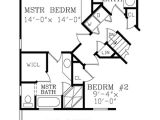 1040 Square Foot House Plans Country Style House Plan 3 Beds 2 00 Baths 1040 Sq Ft