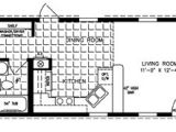10×50 Mobile Home Floor Plan Small Mobile Homes Small Home Floor Plans
