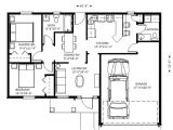 1100 Sq Ft Ranch House Plans Ranch Style House Plan 2 Beds 1 5 Baths 1100 Sq Ft Plan