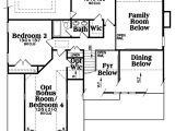1150 Sq Ft House Plans Craftsman House Plan 104 1150 3 Bedrm 2133 Sq Ft Home