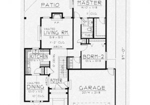 1150 Sq Ft House Plans Traditional Style House Plan 2 Beds 1 Baths 1150 Sq Ft