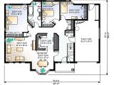 1250 Square Feet House Plans European Style House Plan 3 Beds 1 00 Baths 1250 Sq Ft