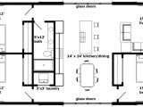 1250 Square Feet House Plans Modern Style House Plan 3 Beds 1 Baths 1250 Sq Ft Plan