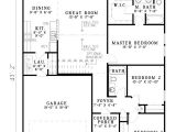 1250 Square Feet House Plans Traditional Style House Plan 3 Beds 2 Baths 1250 Sq Ft
