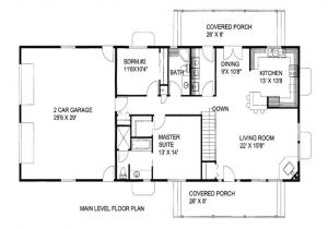 1300 Square Feet Home Plan 1300 Square Foot House Plans 2018 House Plans and Home
