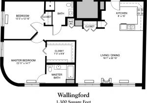 1300 Square Feet Home Plan House Plans 1300 Square Foot Home Deco Plans