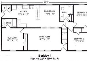 1300 Square Feet Home Plan Inspirational Floor Plans for 1300 Square Foot Home New
